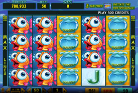 gclub goldfish slot