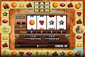 gclub online golden bar