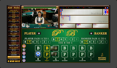 Sbobet Casino พนันคาสิโนเกมส์สด