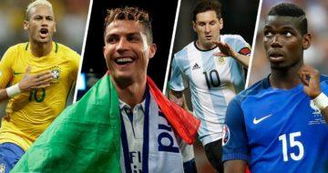 กลุ่มฟุตบอลโลก 2018