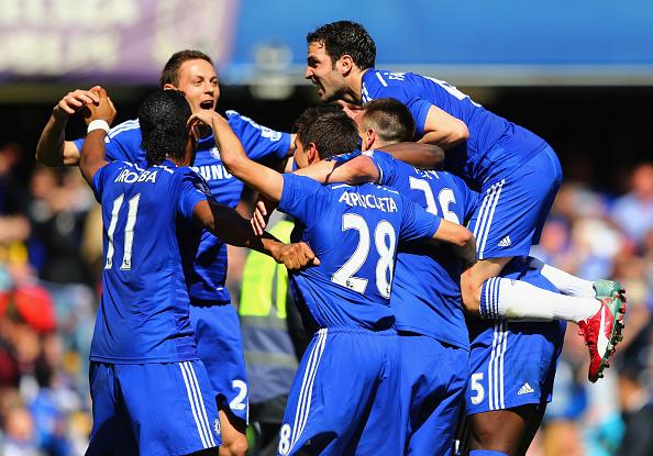 Chelsea champion fa cup 2018