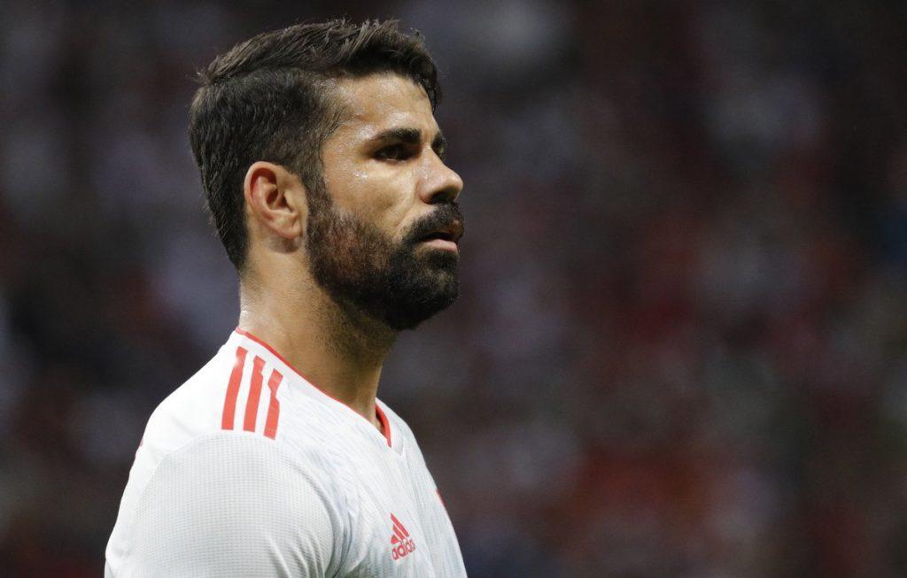 ข่าวฟุตบอลโลก 2018 สเปน คอสต้า