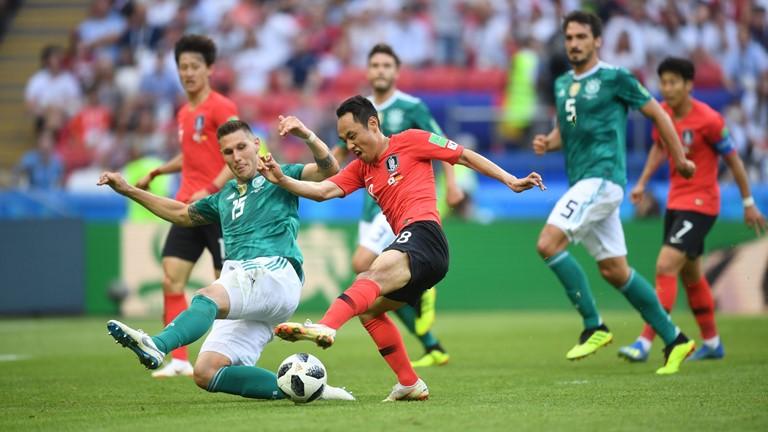เกาหลีใต้ vs เยอรมนี