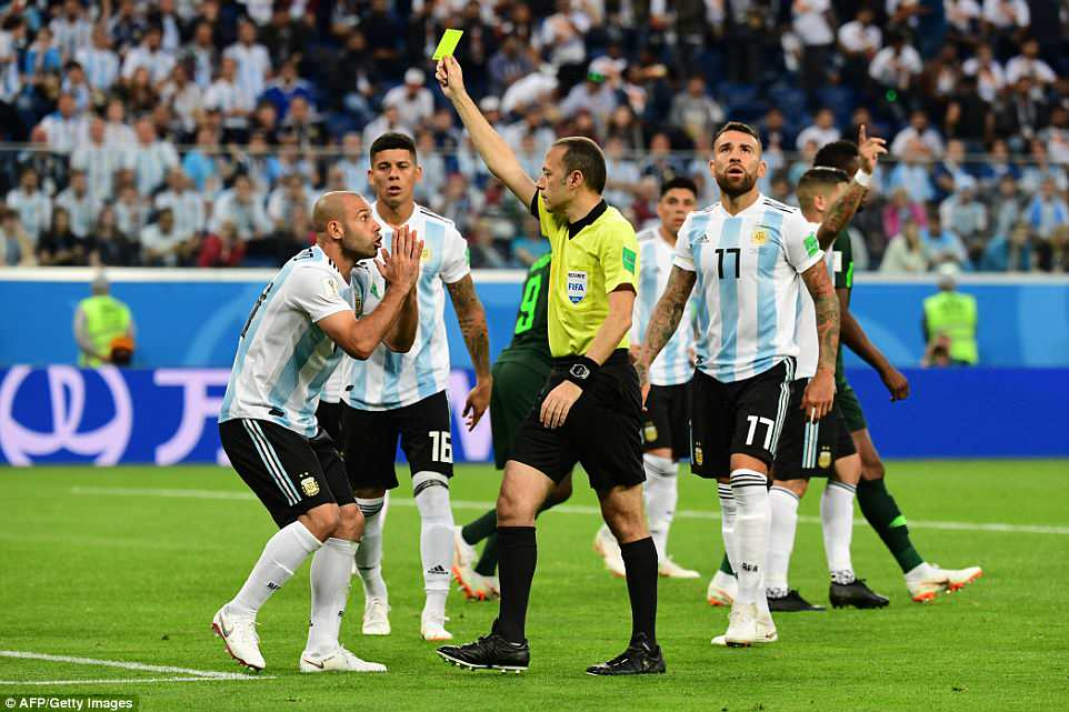 ผลบอลโลก 2018