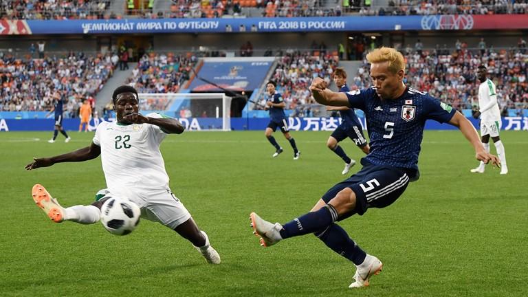 ญี่ปุ่น vs เซเนกัล