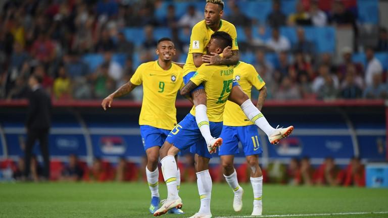 บราซิล vs เซอร์เบีย