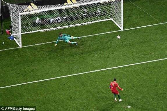 โปรตุเกส vs สเปน บอลโลก 2018