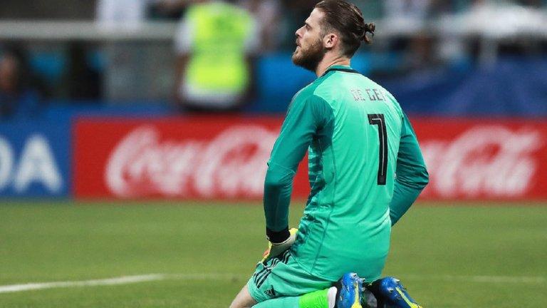 บอลโลก 2018 สเปน vs รัสเซีย