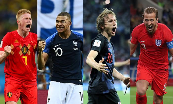 วิเคราะห์บอลโลก 4 ทีมสุดท้าย