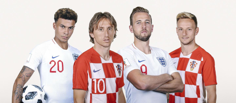 อังกฤษ vs โครเอเชีย