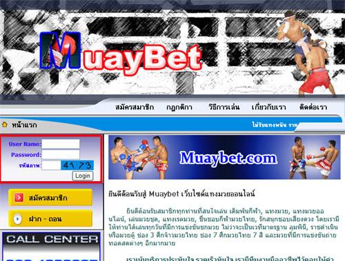 แทงมวยไทยออนไลน์ maxbet