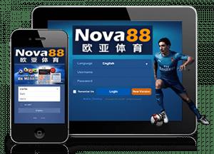 ทางเข้า Nova88 ผ่านมือถือ
